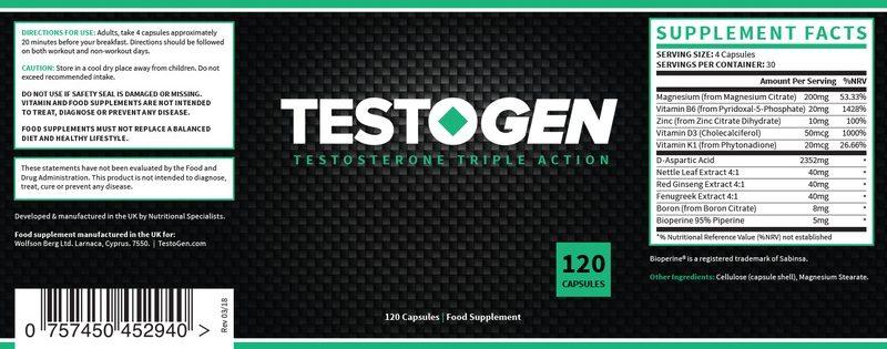etiquette-testogen